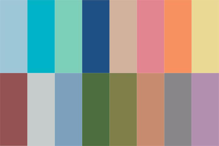 Pantone Colors 2015