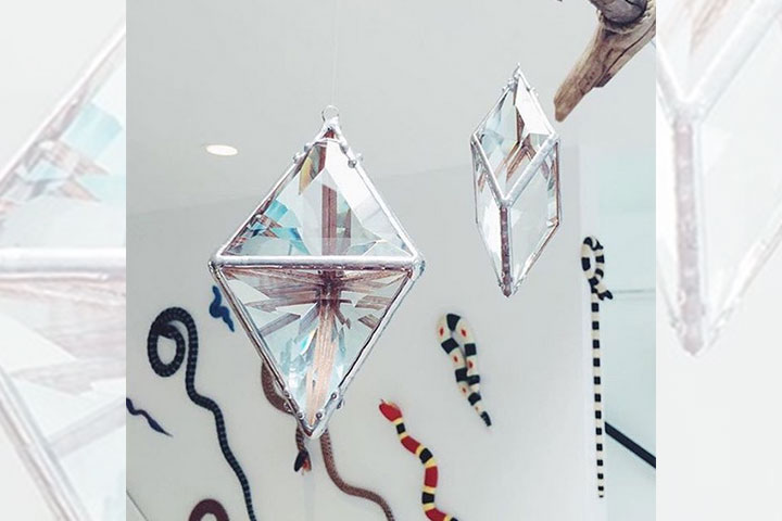 Glass Water Prisms From Love Adorned