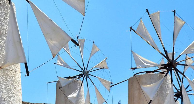 Crete Windmills Carnival Vista