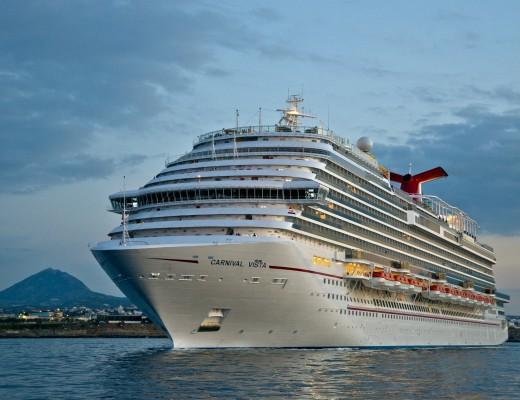 Cruise Carnival Vista Crete