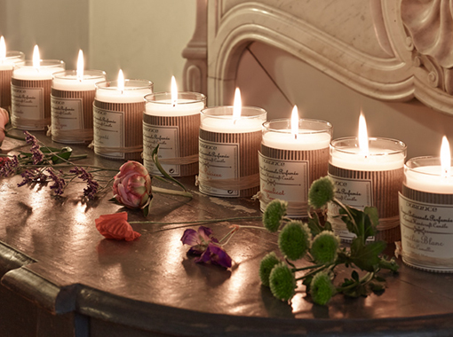 durance french organic candles