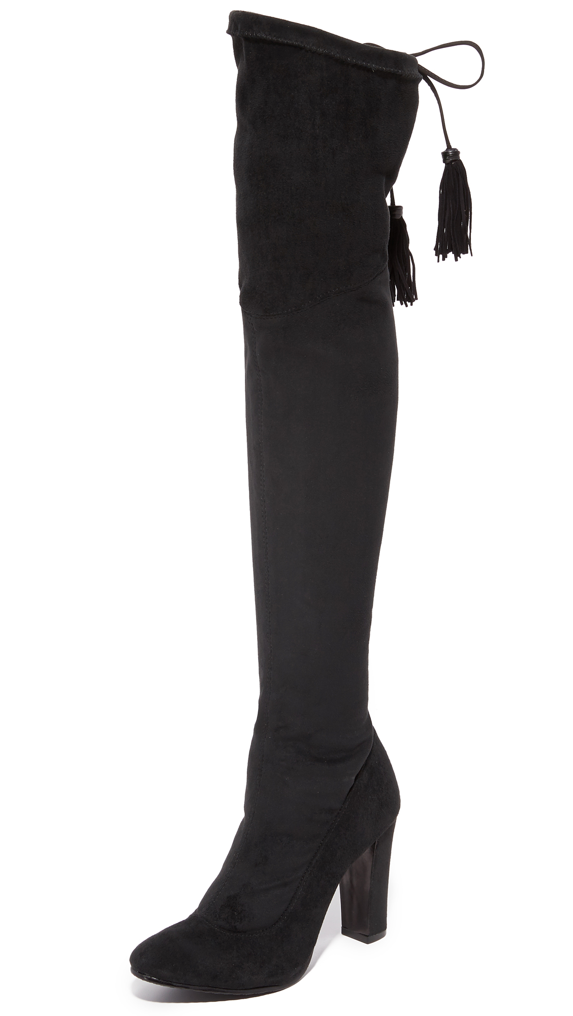 Beau Over the Knee Boots