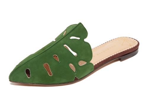Verdant Slippers