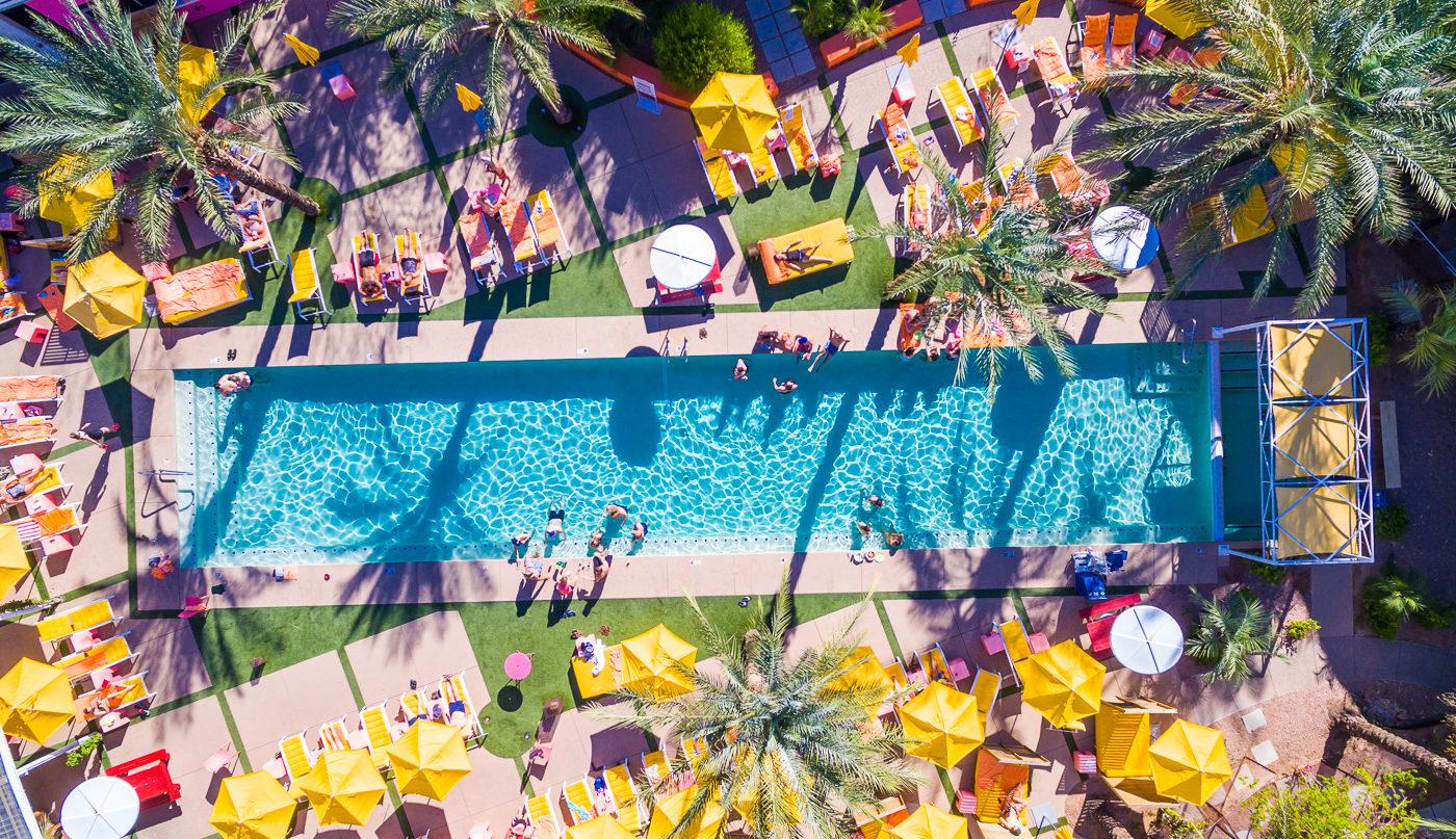 Saguaro Scottsdale Pool