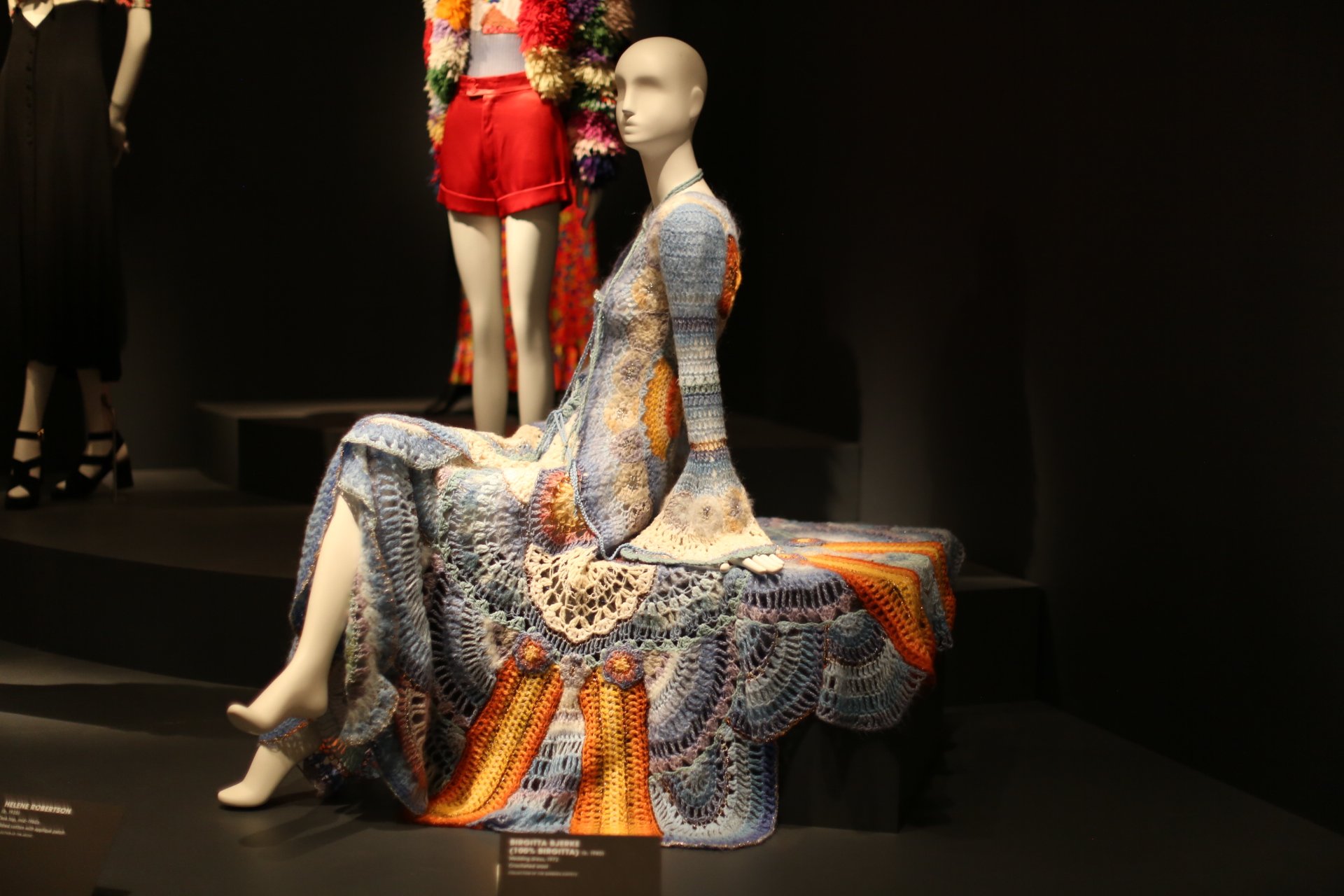 Crochet Dress de Young Museum Summer of Love