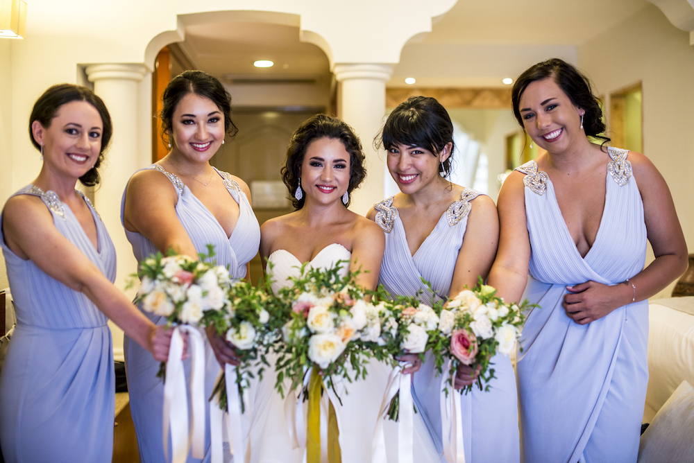 Miragliotta Wedding 2017 Bridesmaids