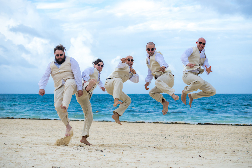 Miragliotta Wedding 2017 Groomsmen