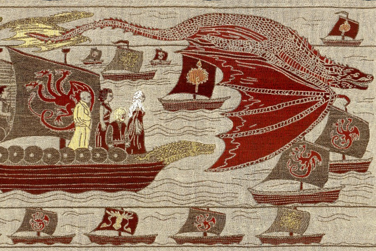 Game of Thrones Medieval Tapestry