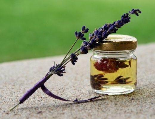Lavender Oil Pixabay