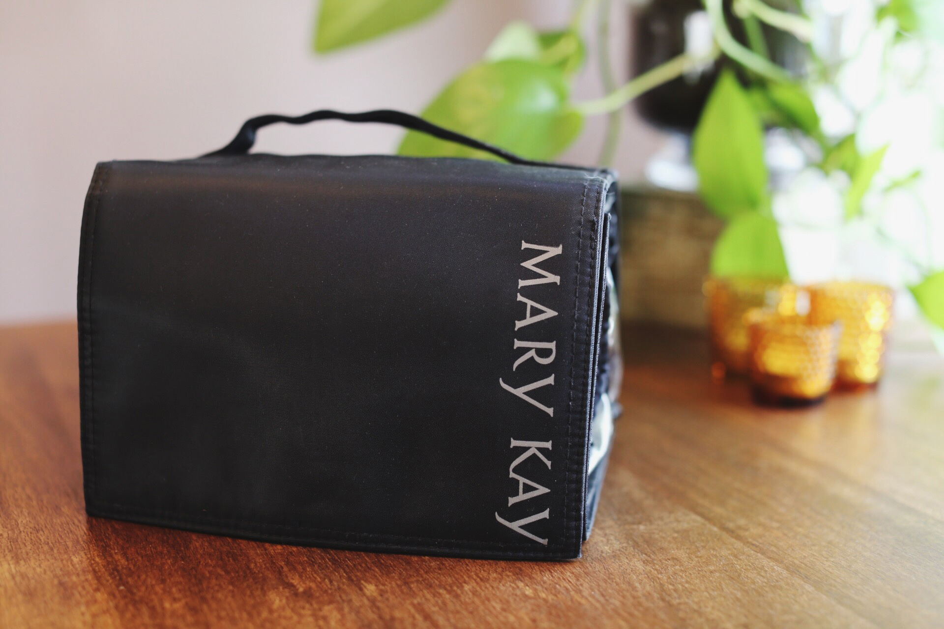 May Kay Toiletry Travel Bag