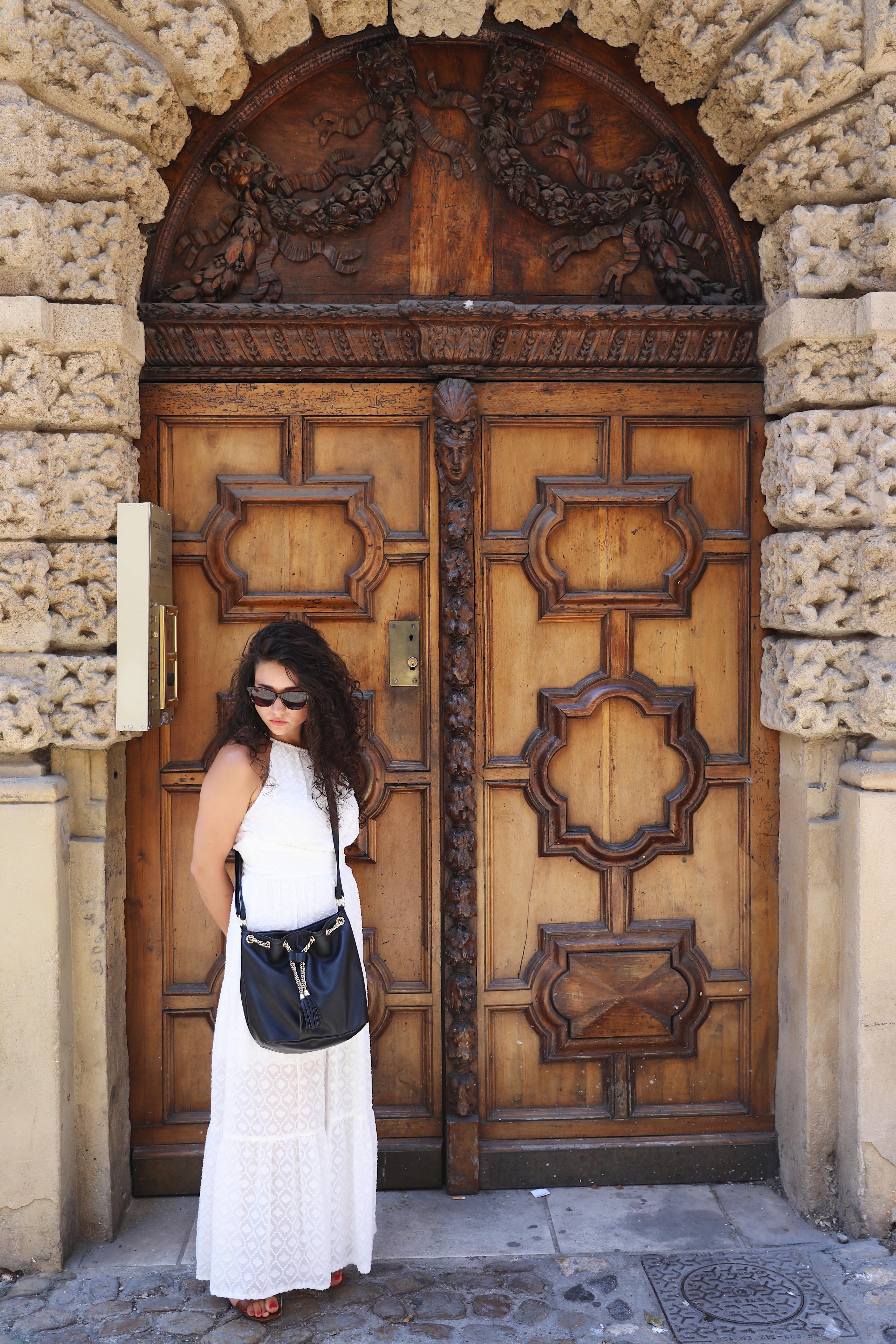 Aix en Provence Door