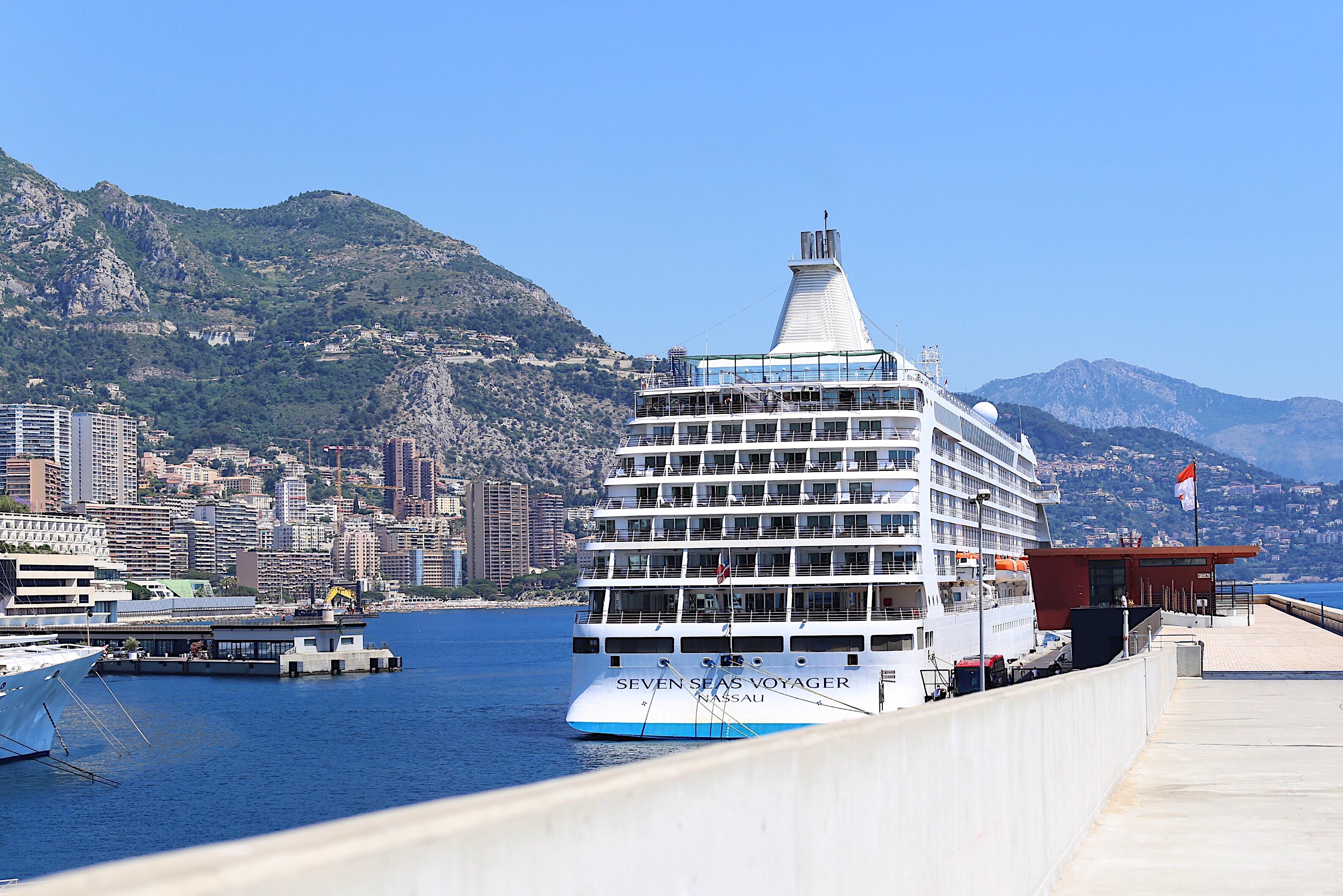 Regent Seven Seas Voyager Monte Carlo