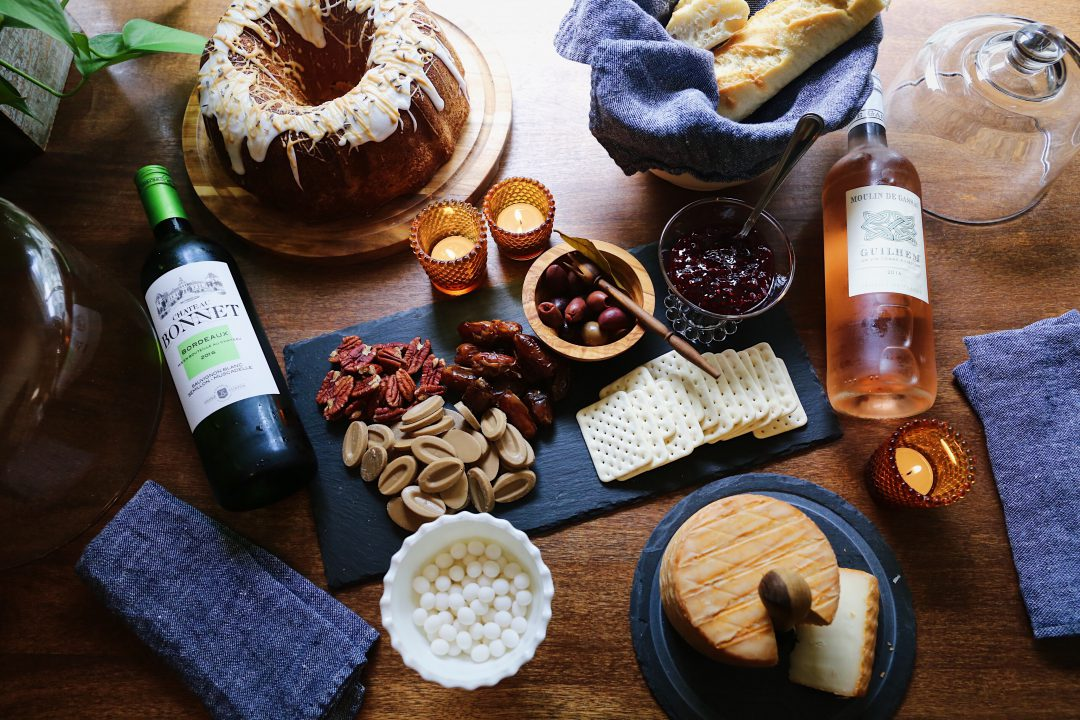 French Ministry of Agriculture Charcuterie and Wine
