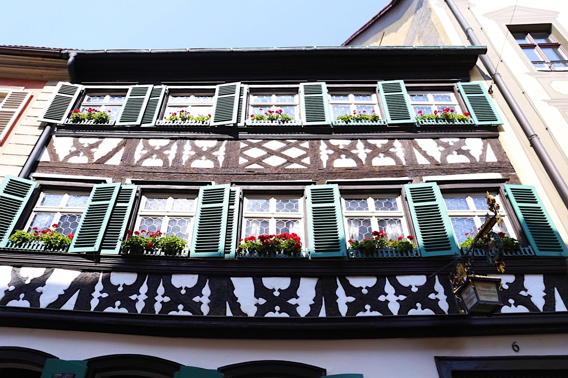 Bamberg Schlenkerla Smoked Beer Brewery