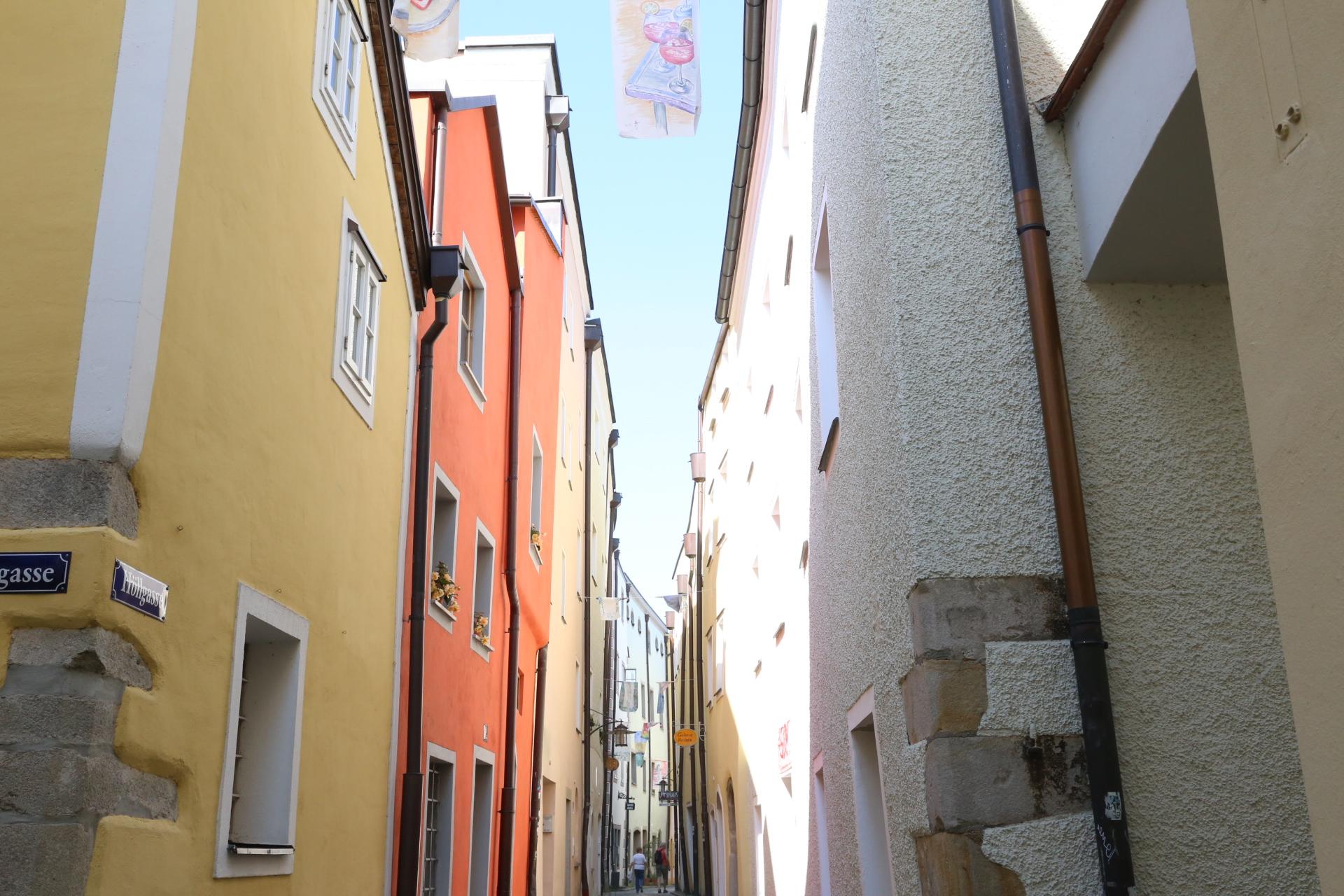 Regensburg Germany Street
