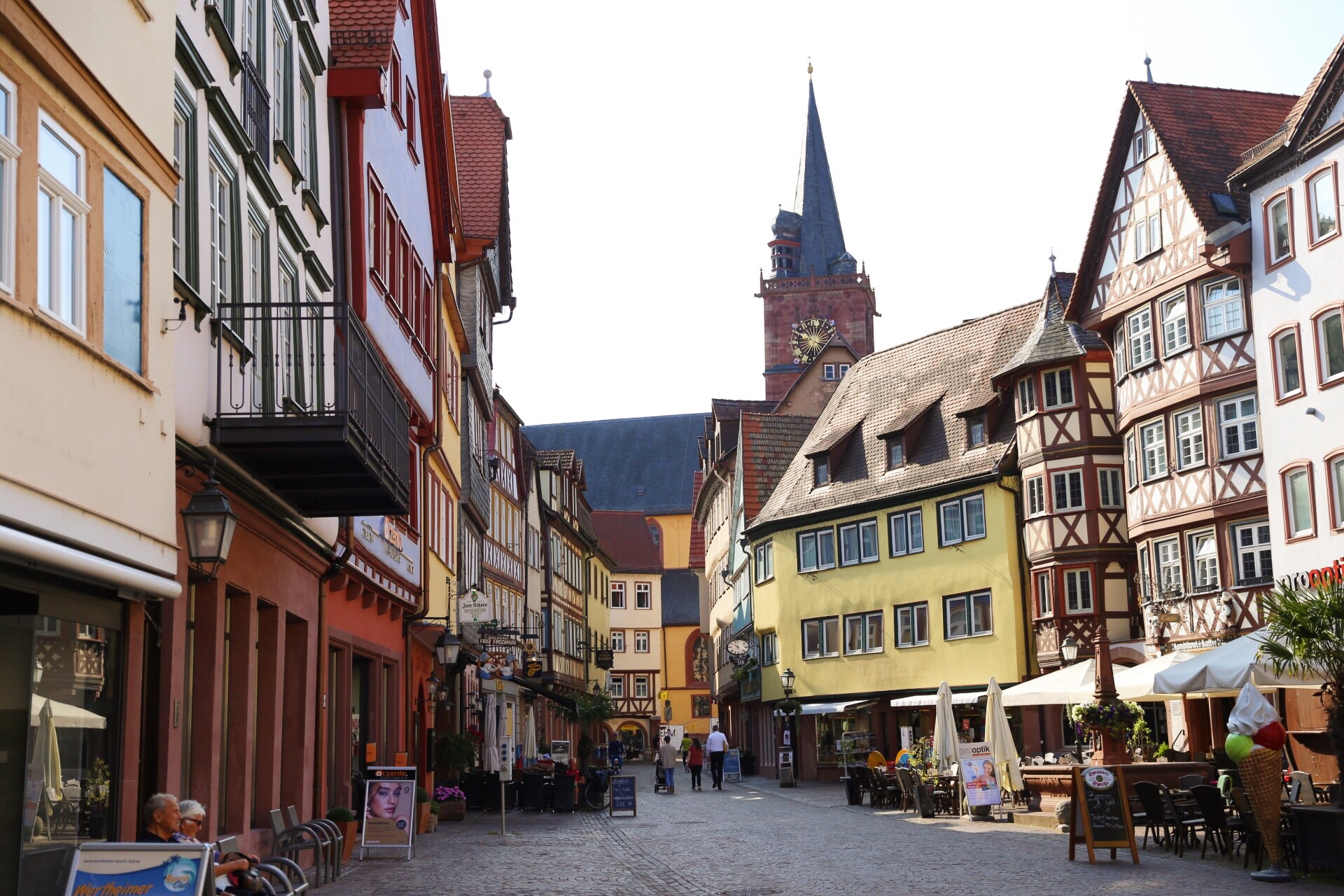 Wertheim Germany Square