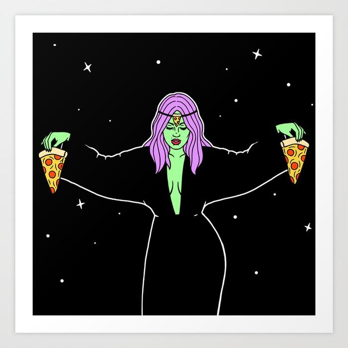 Robin Eisenberg Pizza Goddess