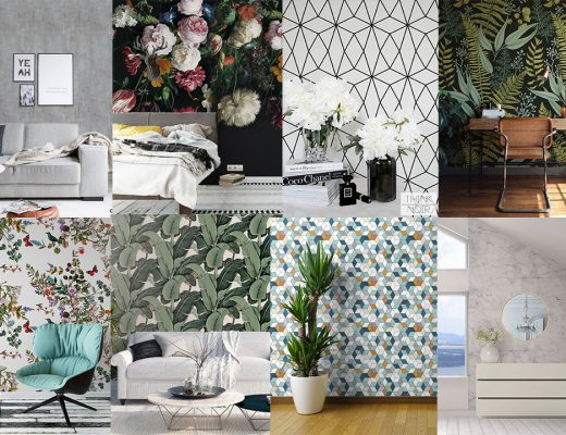 Etsy Wallpaper Roundup