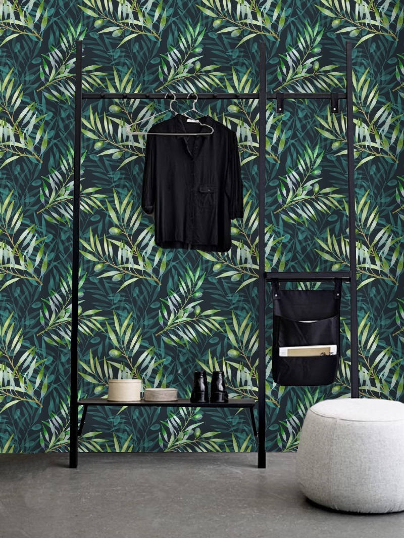 TapetShow Botanical Jungle Wallpaper