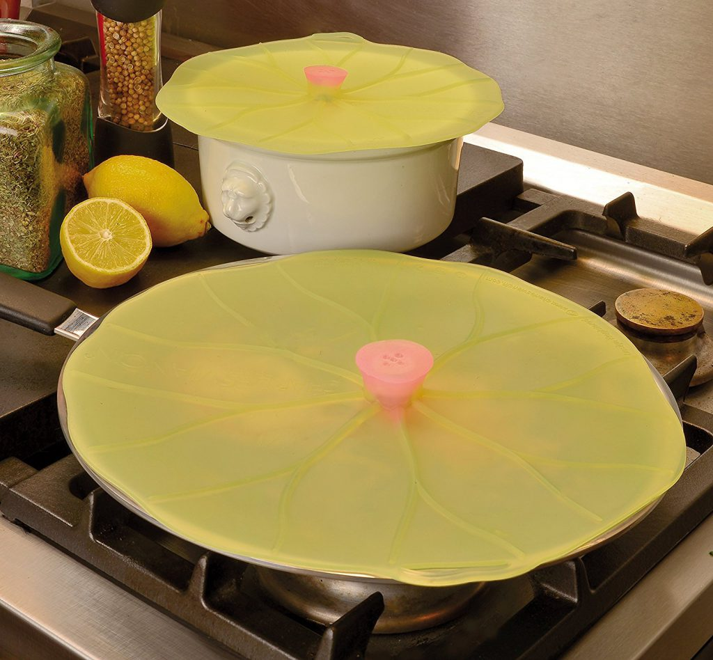 Charles Viancin Lilypad Lid Set of 3 Cooking
