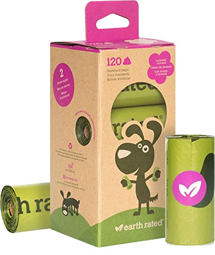 Earth Rated® Poop Bags Dog Waste Bags