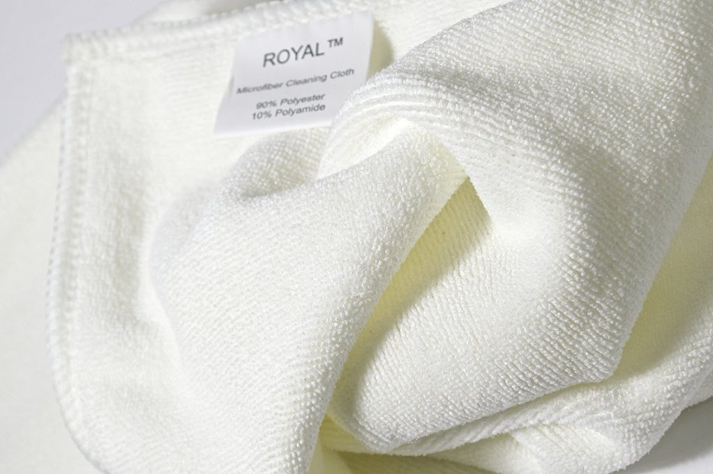 Royal Microfiber Cleaning Cloth Set