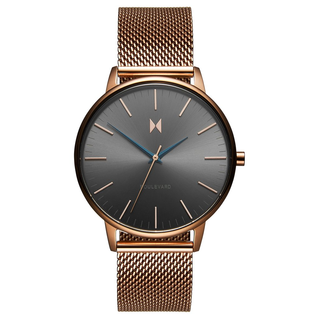 MVMT Kolder Collection Gold Strap