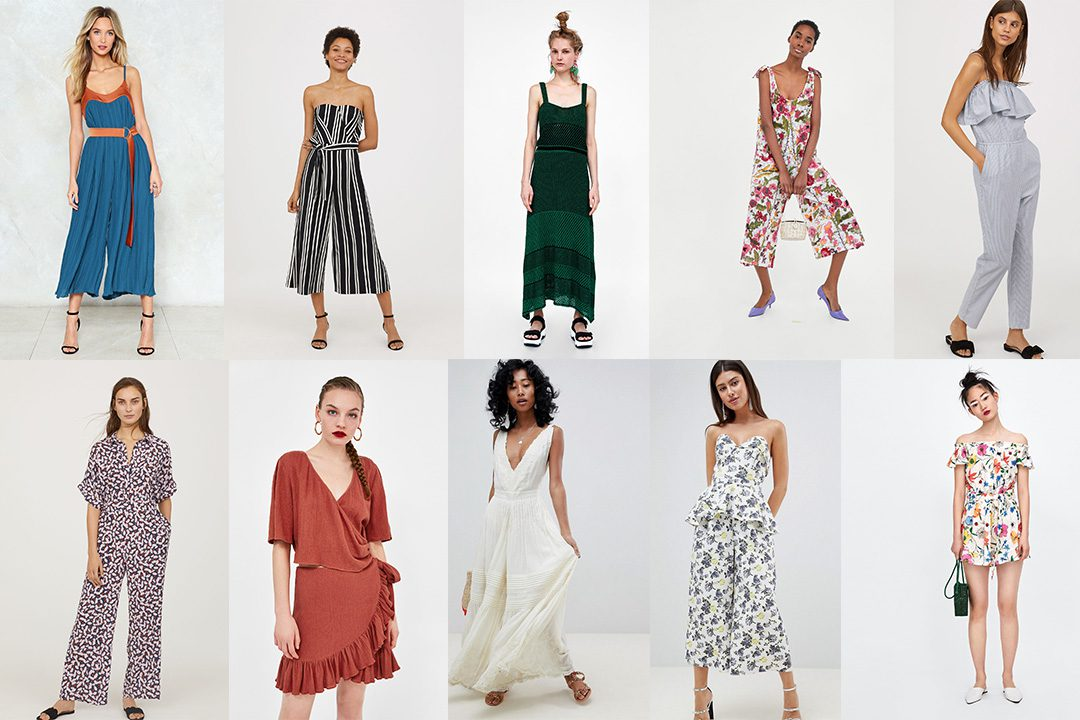 Skirts and Rompers For Summer