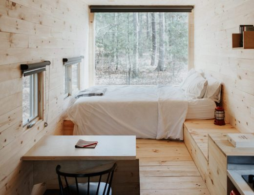 Getaway Cabin Bed